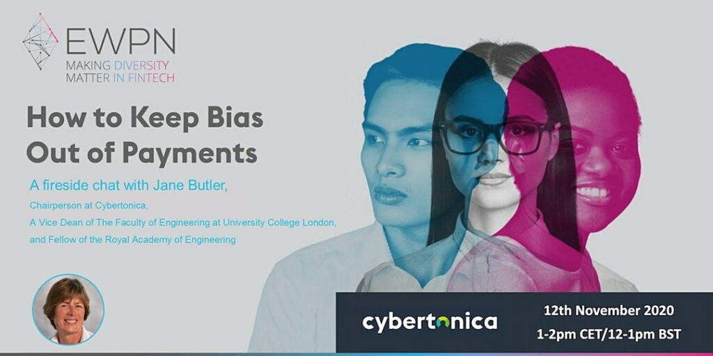 Keep bias out of payment with Jane Butler an EWPN event
