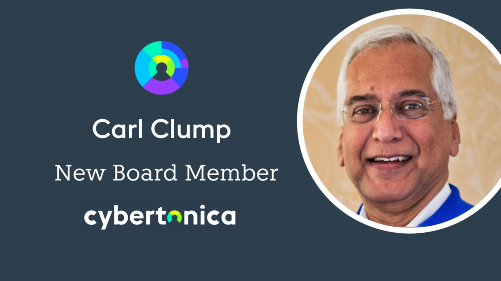 Carl Clump has joined the Cybertonica board
