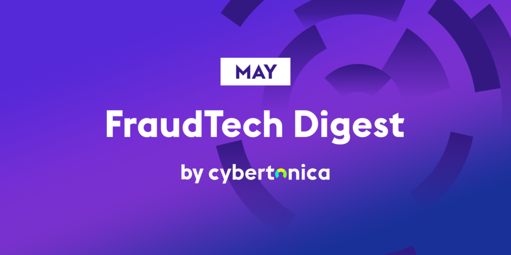 May digital fraud tech digest cover