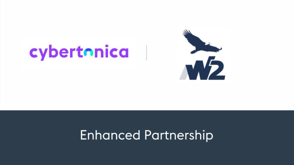 W2 and Cybertonica to Intensify their Partnership, Bolstering Combined Regtech and Fraud Offerings