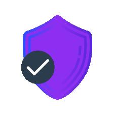 Reduce fraud icon
